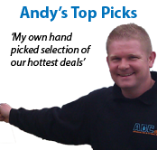Andy's Top Picks!