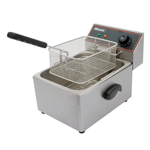 Blizzard BF6 Single Electric Fryer