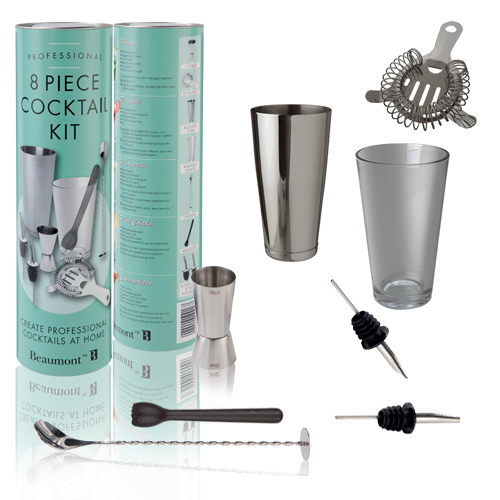 8 Piece Cocktail Kit