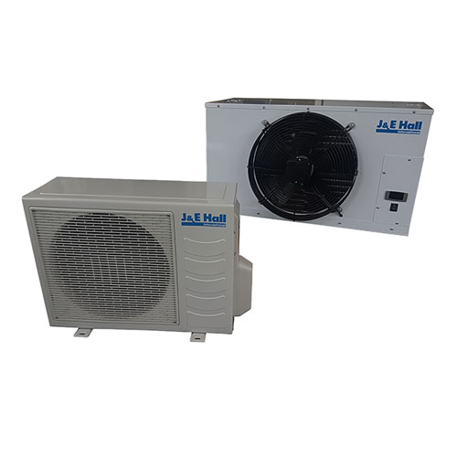 J E Hall Jcc2 25e Cellar Cooling System With J5lc15c Condenser