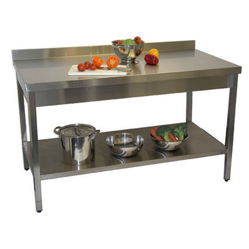 Fabricated Steel Coffee Table: Stainless Steel Catering Fabrication