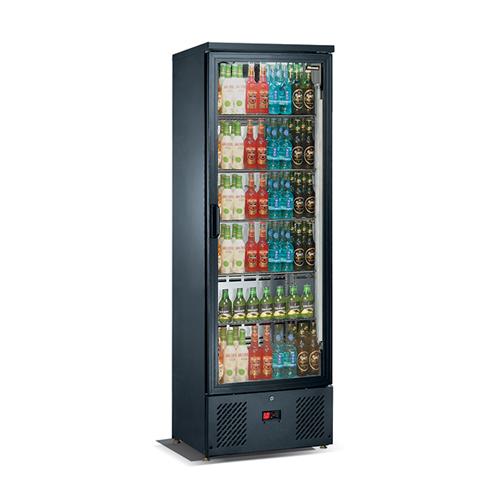 Blizzard Bar10 Single Door Upright Bottle Cooler